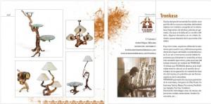 Catalog design of artisans of the Sierra del Segura