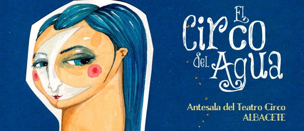 festival internacional de circo ilustración diseño